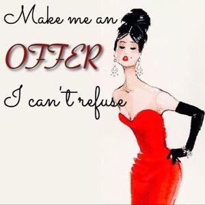 Other - MAKE AN OFFER 🙏🏻